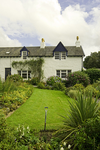 Josephine's Wing self-catering accommodation, Barguillean Farm, Taynuilt, Argyll, West Scotland